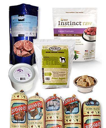Easy raw diet feeding for the busy person feline nutrition foundation the market for frozen raw pet foods has expanded considerably in the past ten years there are a number of brands available nationally in the us and canada forumfinder Choice Image